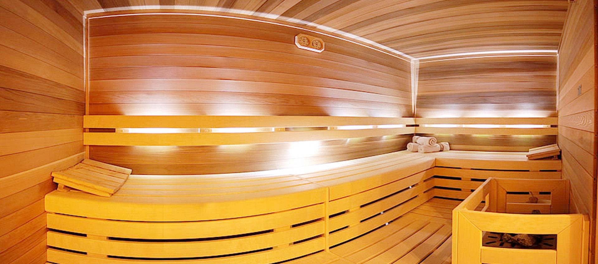 Progettazione e costruzione sauna finlandese