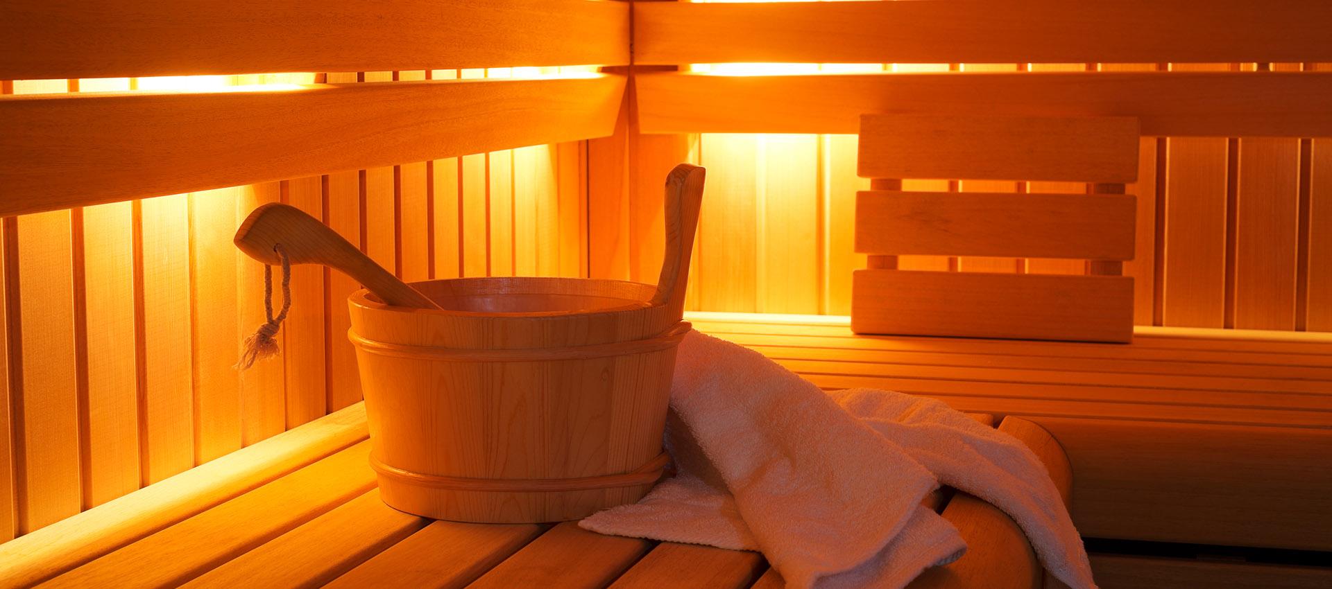 Progettazione e costruzione sauna a raggi infrarossi