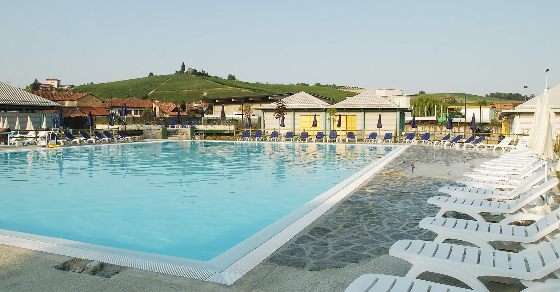 Progettazione e costruzione piscine pubbliche