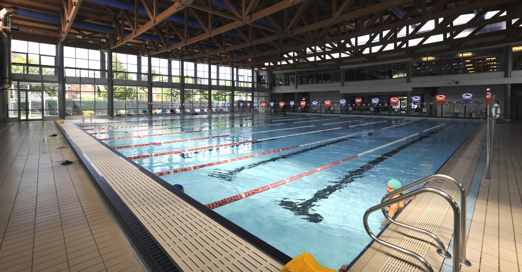 Progettazione e costruzione piscine natatorie