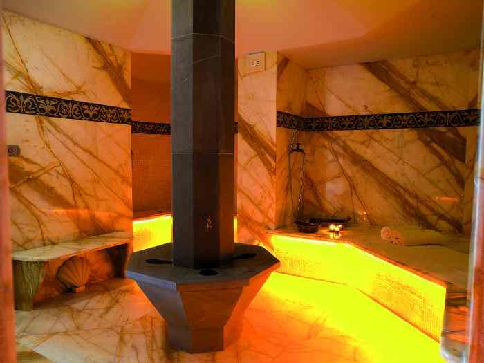 Bagno turco spa wellness