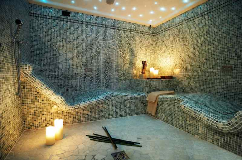 Bagno turco - Spa wellness