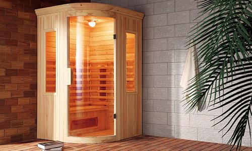 Fabulous per questi motivi la sauna a ri pu essere gradita molto pi di quella e interessare una - Prezzi sauna per casa ...